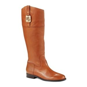 Lauren Ralph Lauren 'Jaden' Tall Riding Boots